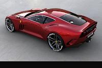 Ferrari 612 GTO Concept 25  Ferrari 612 GTO Design Concept by Sasha Selipanov   Photos