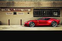 Ferrari 612 GTO Concept 41  Ferrari 612 GTO Design Concept by Sasha Selipanov   Photos