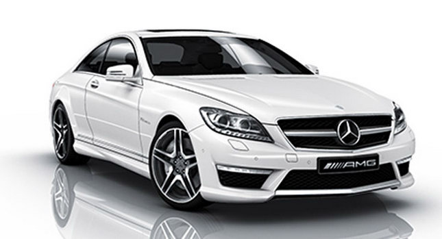 Luxury 2011 Mercedes-Benz CL AMG