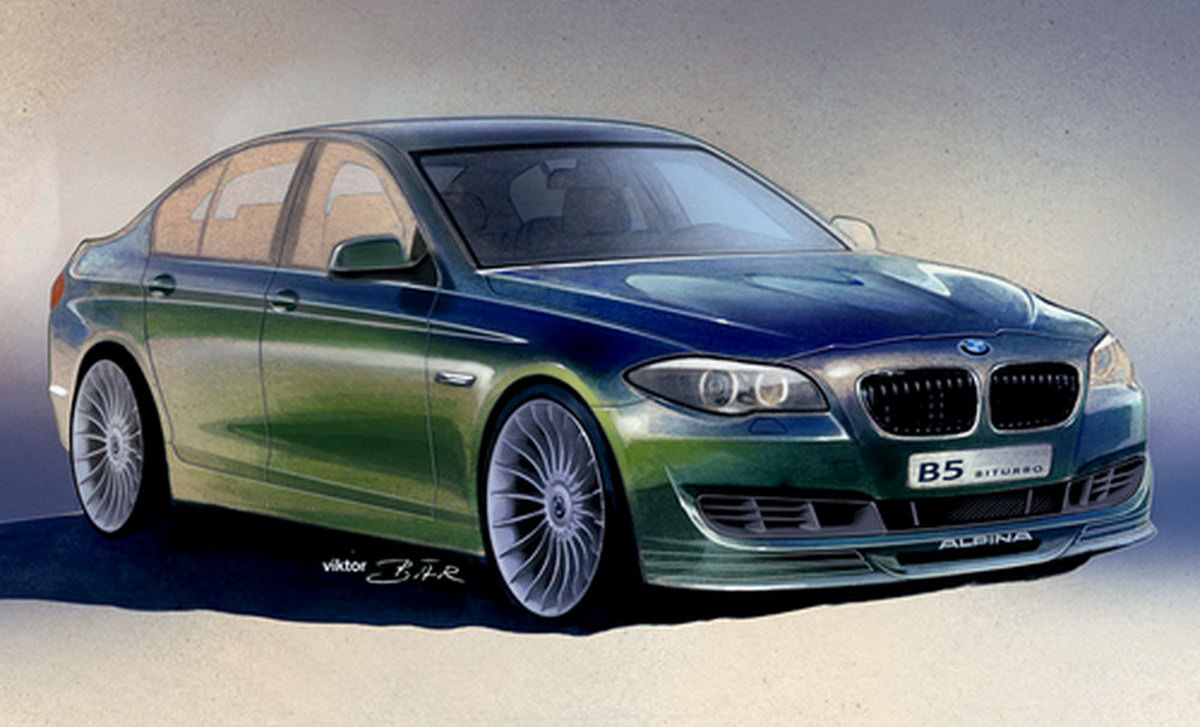 F11 alpina b5 biturbo touring page 2 5series net forums -  4 4 Liter V8 Engine With An Output Of 500 Horsepower And A Hefty 516 Lb Ft 700nm Of Torque Found Under The Bonnet Of Alpina S 7 Series B7 Bi Turbo