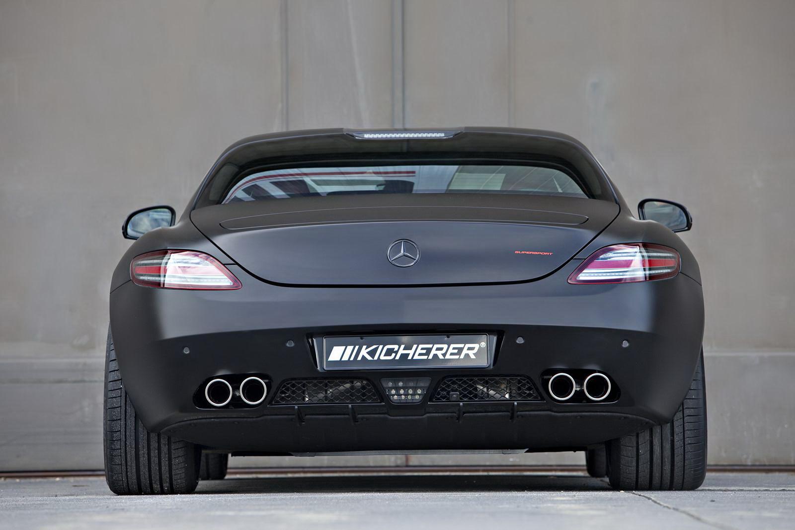 Mercedes SLS AMG  concept car