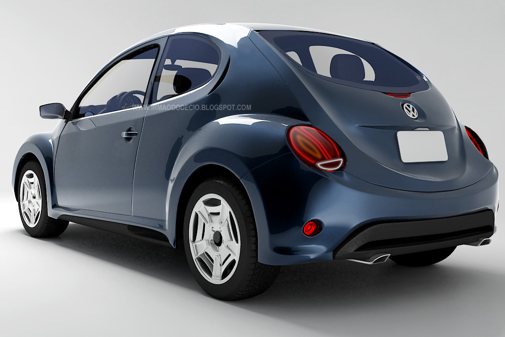 new vw beetle convertible 2012. Retro Take for 2012 New VW