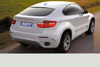 BMW X6 Coupe 1 BMW X6 Coupe Conversion