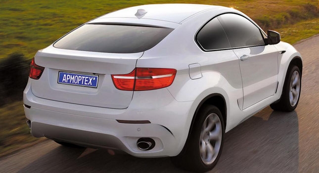 BMW X6 Coupe 0 BMW X6 Coupe Conversion