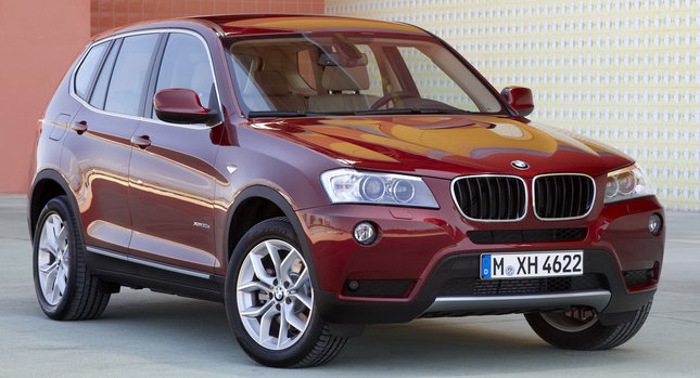 2011 BMW X3 01 New BMWOff X3 icially Revealed Mega Gallery with Over 200 High Res Photos