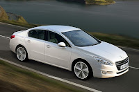 2011 Peugeot 508 1 New Peugeot 508 Sedan and SW First Official Photos