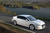 2011 Peugeot 508 4 New Peugeot 508 Sedan and SW First Official Photos