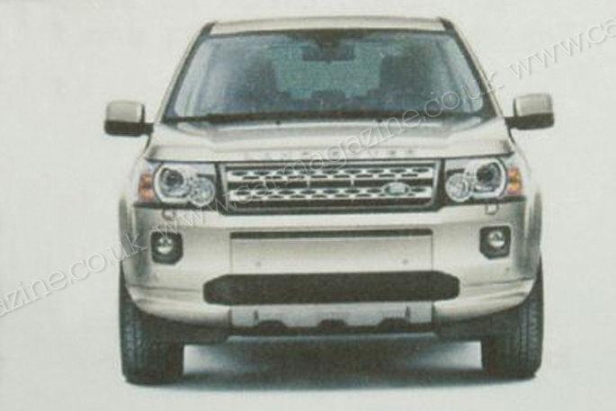 2010/12 - [Land Rover] Freelander Restylé 2011-Land-Rover-Freelander-1