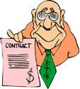 подпшите контракт на миллион долларов
