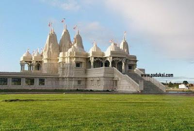 BAPS Shri Swaminarayan Mandir Toronto, Canada