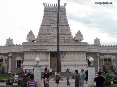 Sri Venkateshwara Temple, New Jersey, U.S