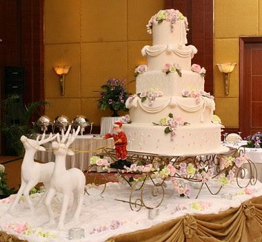 Christmas Palace cake pics