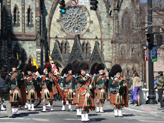 St. Paddy's Day Parade in Baltimore