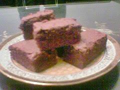 Choc Brownies $14