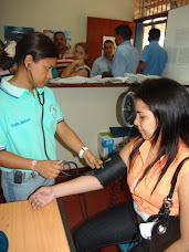 Estudiantes se benefician de las Jornadas Médicas