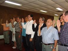 Nueva Directiva de la APUNELLEZ San Carlos