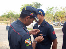 XIV Promocin de Bomberos y Bomberas de la UNELLEZ San Carlos