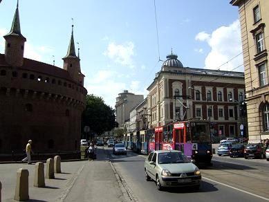 Barbican of Krakow