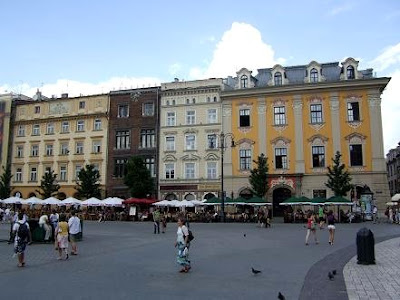 Krakow main market