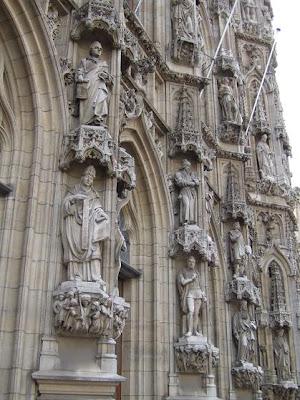 Town Hall of Leuven