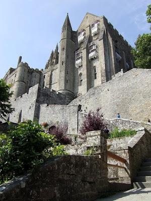 Monastery of Mont Saint-Michel