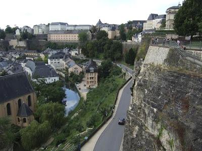Grund in Luxembourg
