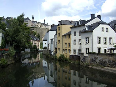 Alzette river