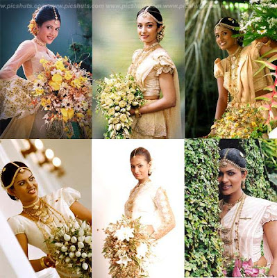 Beautiful Sri Lankan Bridal Picture Collection ~ SriLankan Celebs