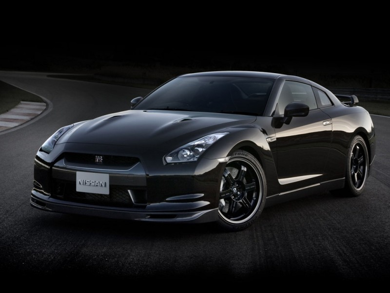Best Car and Wheels: 2009 Nissan GT-R SpecV