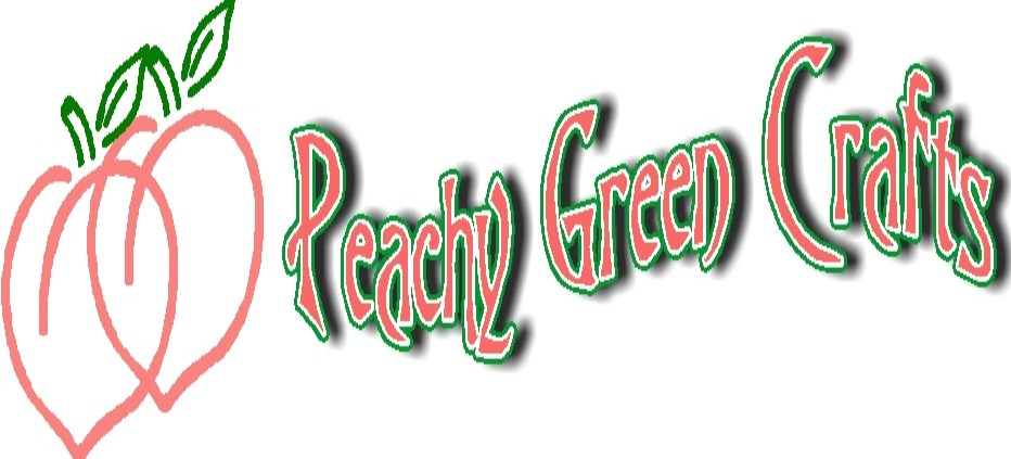 Peachy Green Crafts