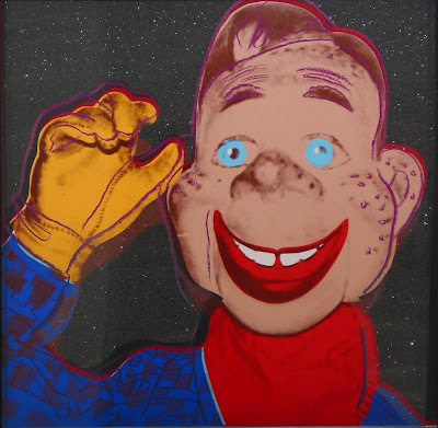 andy warhol howdy doody hires