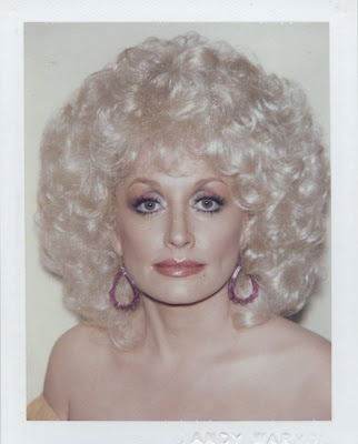 Dolly Parton by Andy Warhol