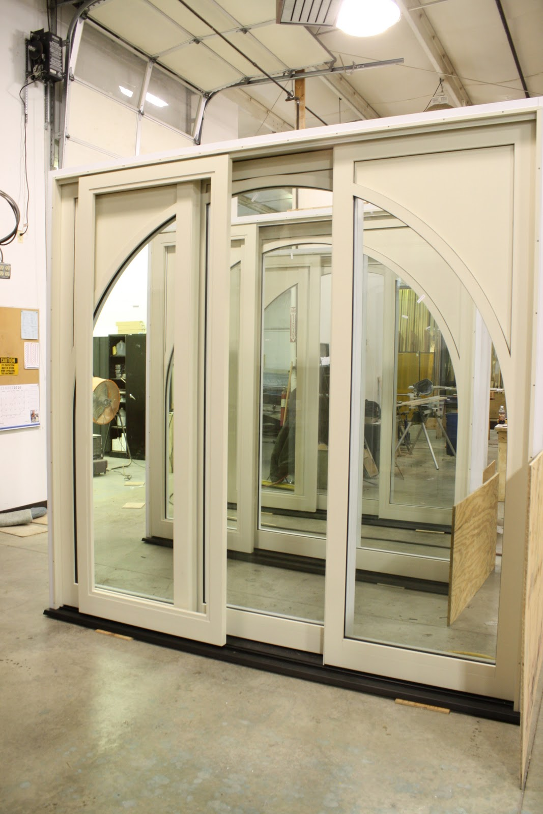 Grabill Windows And Doors Arched Lift And Slide Doors