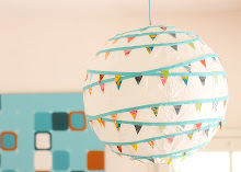 Bunting Lantern Tutorial