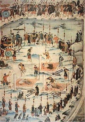 Mỹ thuật Việt Nam qua tranh các thánh Tử đạo.