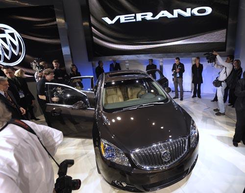 Buick Verano. 2012 Buick Verano.