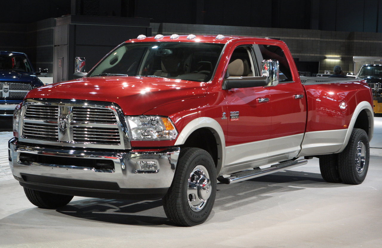 Chrysler to announce Cummins turbo diesel engine for Ram trucks
