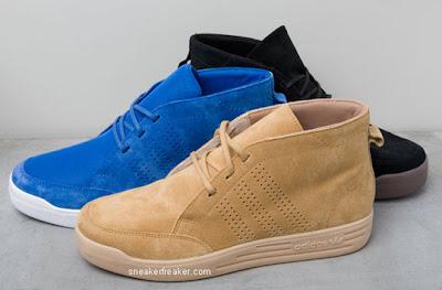 Botas Desierto, Adidas
