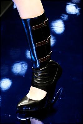 Versace fall 2010