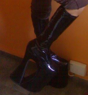 Zapatos Drag