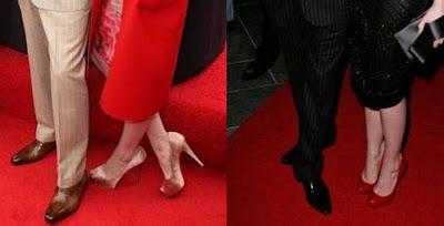Valentino y Anne Hathaway