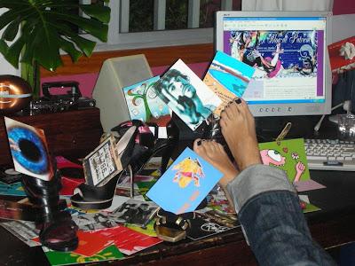 Postal Free Las Palmas de Gran Canaria y el Blog de Patricia