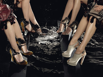 Prada Ad Campaign Fall 09