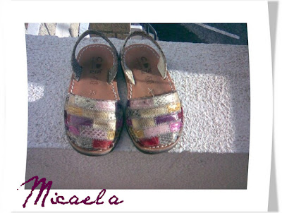 Micaela hija de Moa
