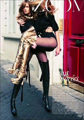 Overknee Vogue París