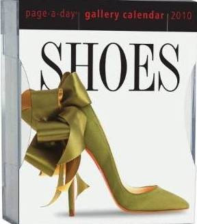Shoe Calendar
