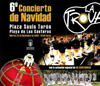 La Trova, concierto de Navidad