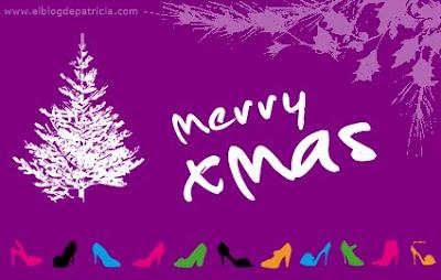 Felicitación Navidad el Blog de Patricia, Año 2009