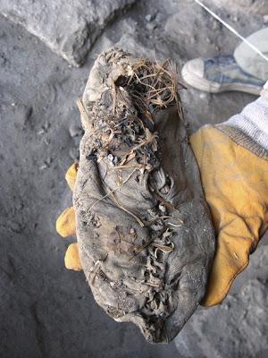 El zapato más antiguo del mundo