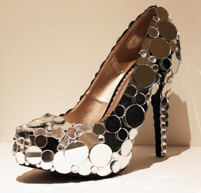 Zapatos espejo